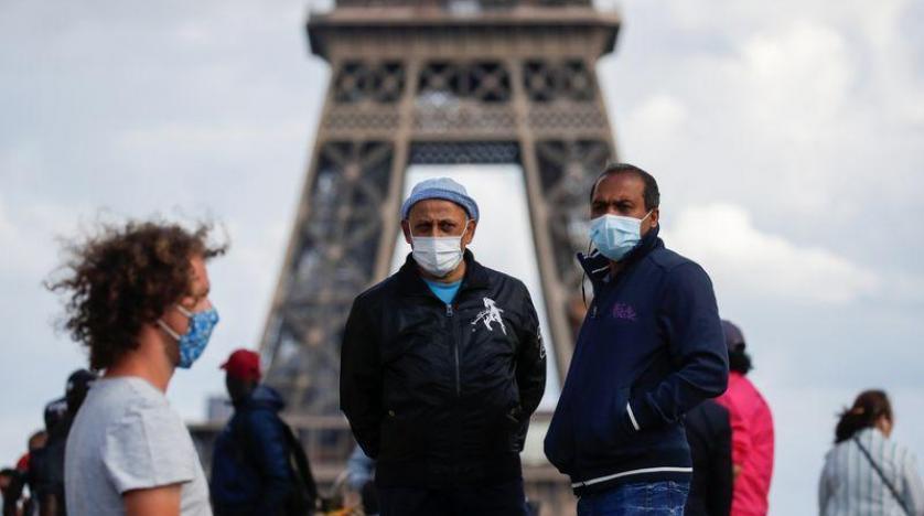 فرنسا تعلن تجاوز الموجة الوبائية الثالثة