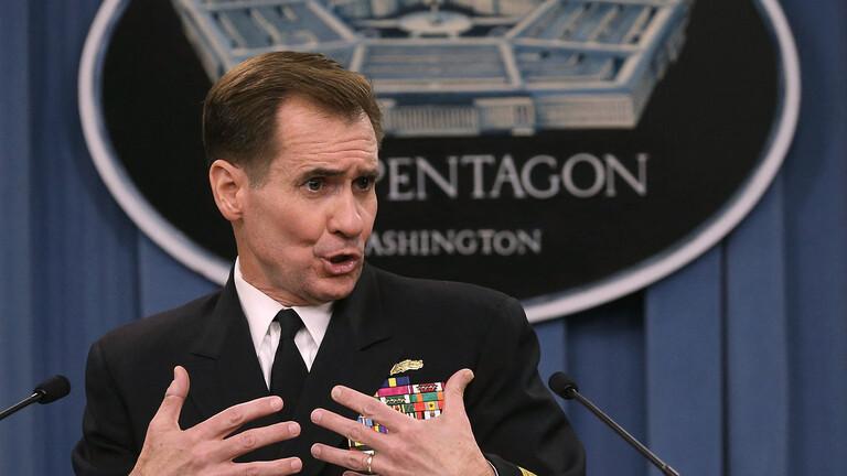 """البنتاغون: عمليات السفن الحربية الأمريكية في البحر الأسود """"روتينية"""""""