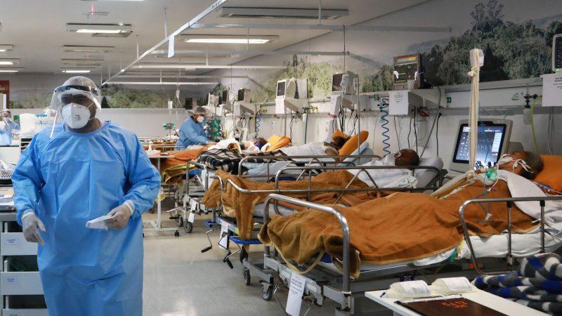 المكسيك ..116 وفاة جديدة بفيروس كورونا