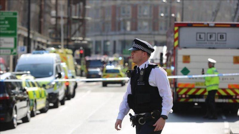 توقيف شخصين حاولا إضرام النيران في مقر إقامة السفير السعودي ببريطانيا