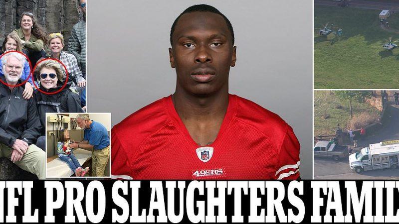 لاعب كرة قدم أمريكي يقتل 5 أشخاص قبل أن ينتحر