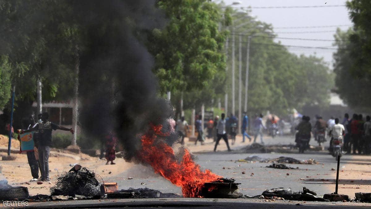 ارتفاع حصيلة قتلى الاحتجاجات في تشاد