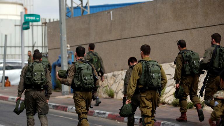 جندي إسرائيلي  يضرم النار في نفسه