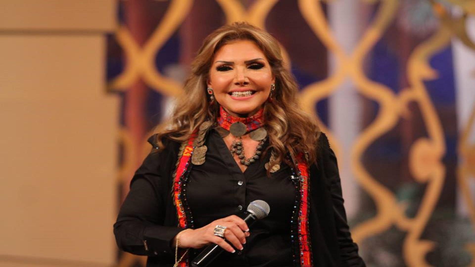 الفنانة المصرية نادية مصطفى تهاجم رامز جلال بسبب سخريته من زوجها