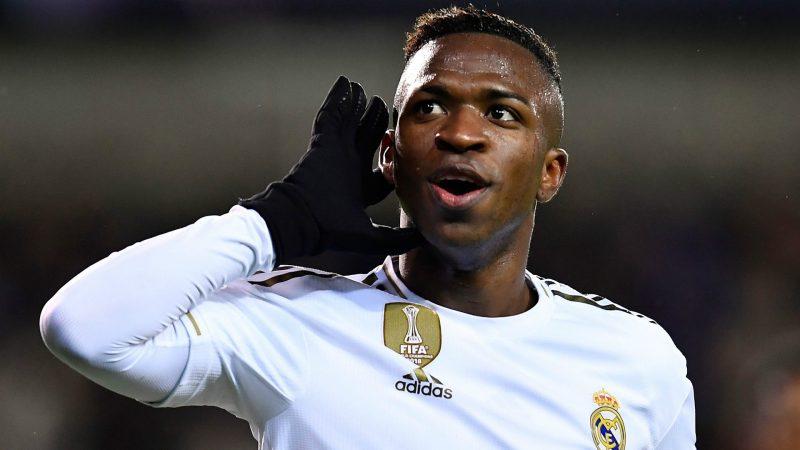 """نجم ريال مدريد """"فينيسيوس جونيور"""" يحصد جائزة أفضل لاعب في ربع نهائي """"التشامبيونزليغ"""""""