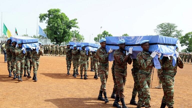 مالي .. مقتل 4 أفراد من قوات حفظ السلام