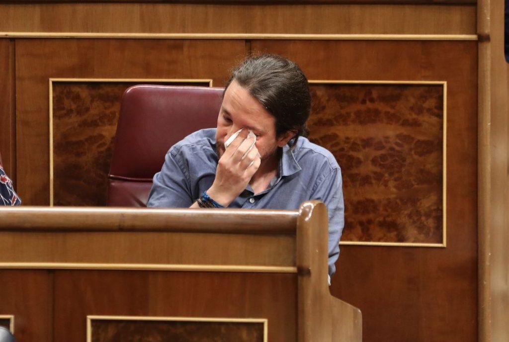 """""""زعيم بوديموس"""" عدو المغرب وحليف مرتزقة """"بوليساريو"""" يعلن عن وفاته السياسية بعد هزيمته الانتخابية النكراء بإسبانيا"""