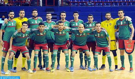 المغرب يضيف إلى إنجازاته الرياضية لقب كأس العرب في كرة القدم  داخل القاعة عن جدارة واستحقاق ونال إعجاب كافة البلدان المشاركة
