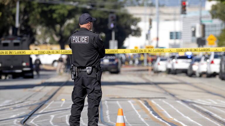 الولايات المتحدة.. 9 قتلى من بينهم مطلق النار في مدينة سان خوسيه