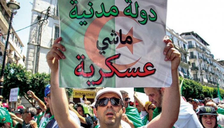 """النظام العسكري الجزائري ومزابله الإعلامية: """"شهود كلاب"""" أو """"كلاب شهود"""""""
