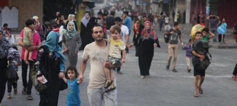الأمم المتحدة: نزوح أكثر من 52 ألف فلسطيني جراء الغارات الإسرائيلية على غزة