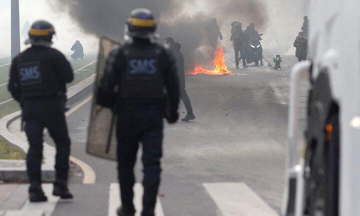توقيف 44 شخص  أثناء مظاهرة مؤيدة لفلسطين في باريس