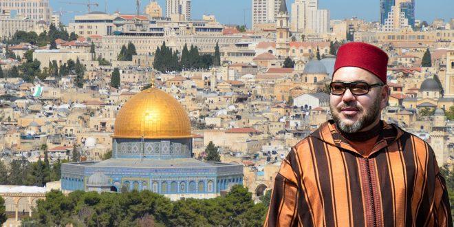 وزراء الخارجية العرب يشيدون بالدور الذي تضطلع به لجنة القدس برئاسة عاهل المغرب في الدفاع عن المدينة المقدسة