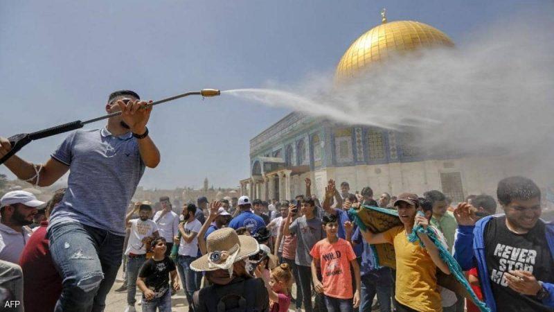"""احتجاج رسمي أردني ضد إسرائيل بشأن """"انتهاكات الأقصى"""""""