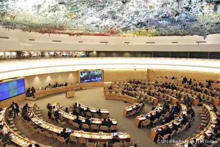 مجلس حقوق الإنسان الأممي يبحث الأسبوع القادم الوضع في الأراضي الفلسطينية المحتلة