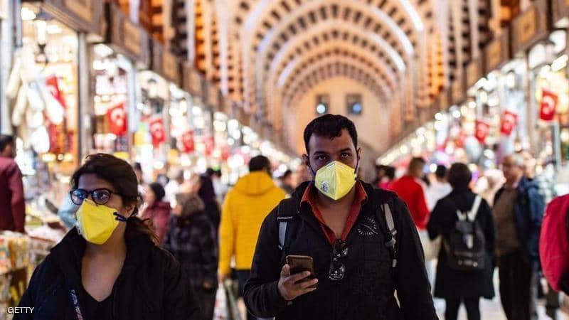 تركيا.. 122 وفاة جديدة بفيروس كورونا