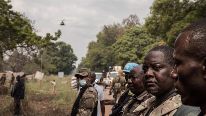 مقتل 3 مواطنين روس في انفجار بجمهورية إفريقيا الوسطى