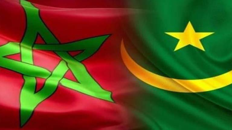 رسالة من الرئيس الموريتاني الى الملك محمد السادس