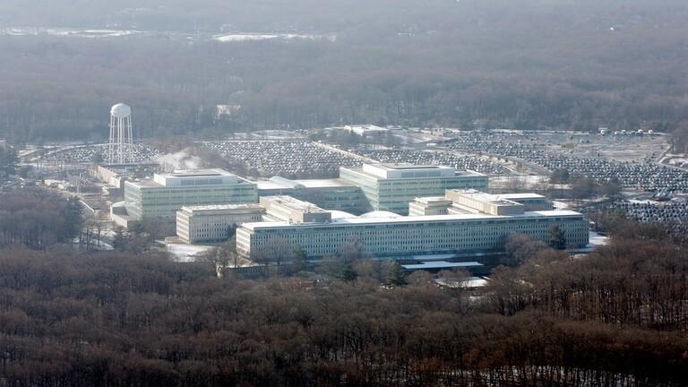 توقيف شخص حاول اقتحام مقر وكالة الاستخبارات الأمريكية