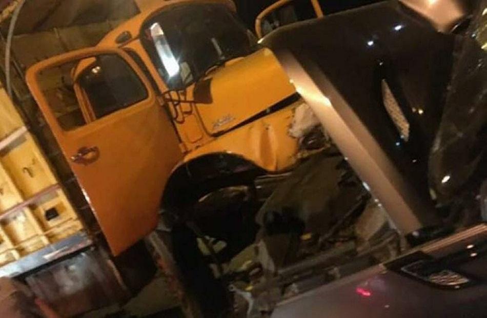 مصرع 14 شخصا إثر اصطدام شاحنة بمنازل في غينيا بيساو