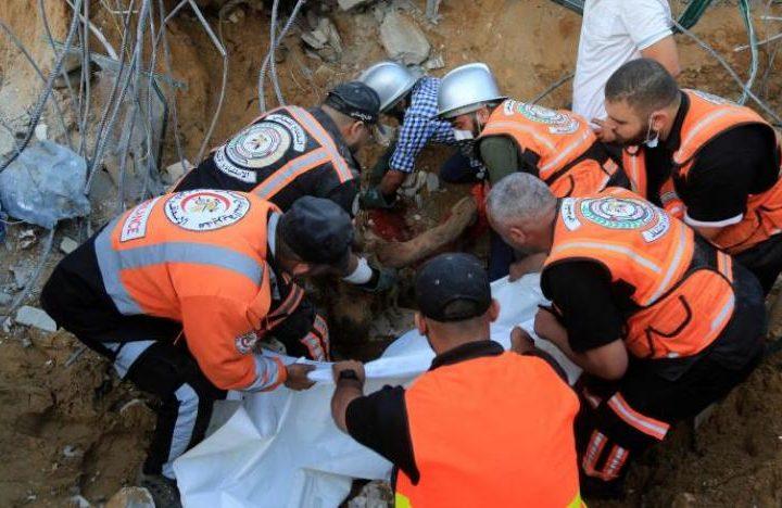 الصحة الفلسطينية في غزة: 145 قتيلا بينهم 41 طفلا منذ بدء الهجمات الإسرائيلية