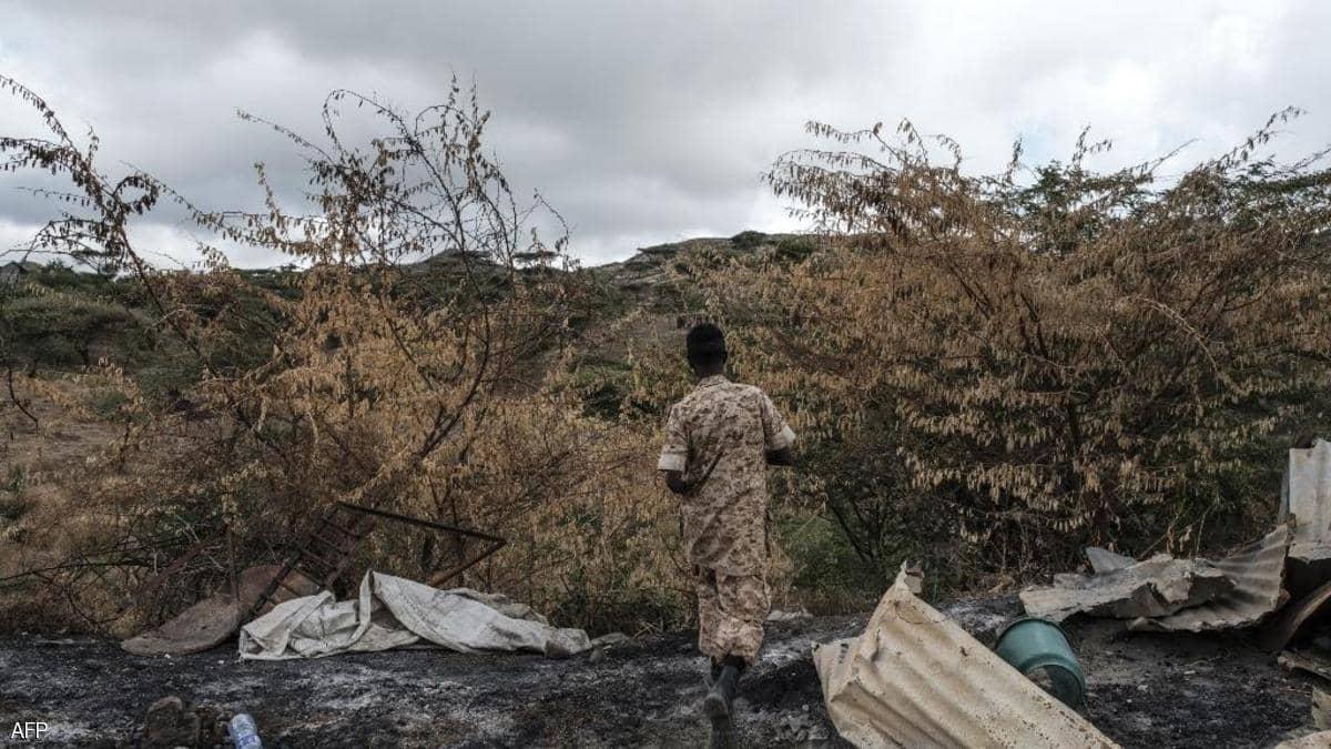 إثيوبيا تتهم القوات الإريترية بقتل مدنيين في تيغراي
