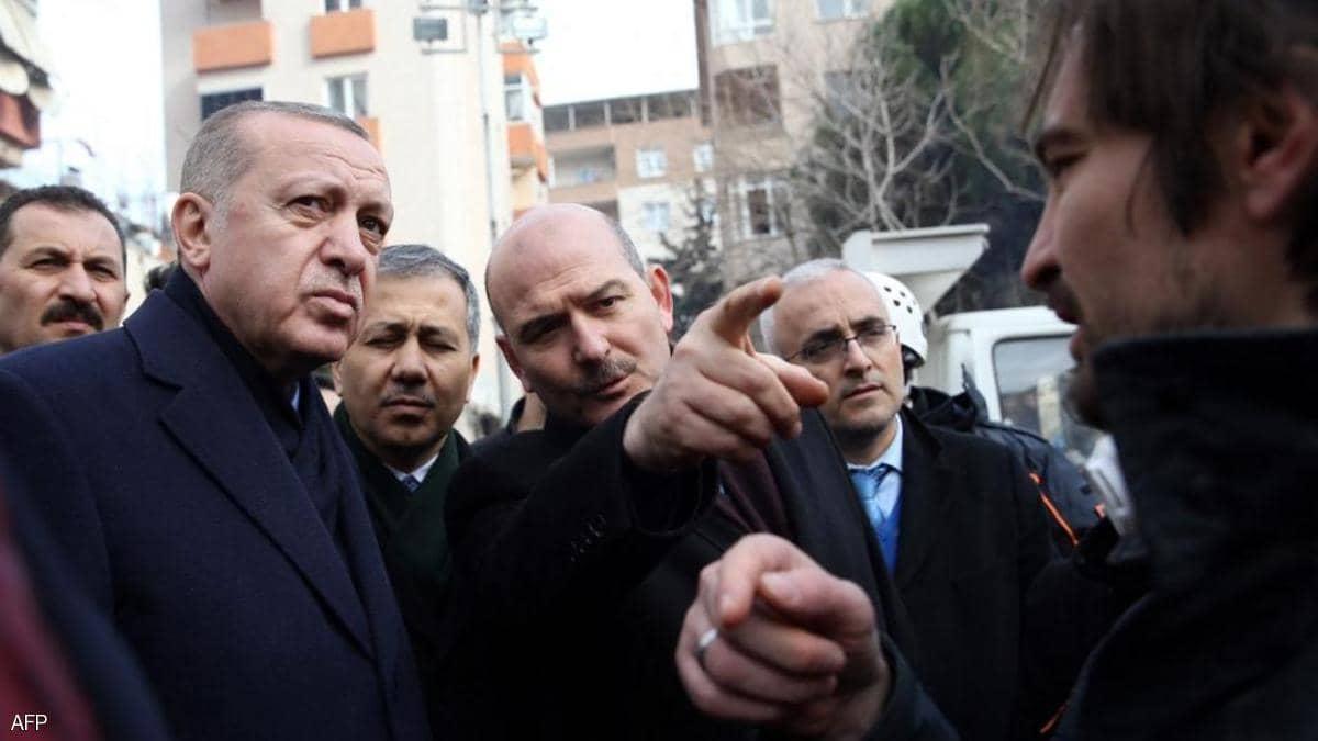 """هل بدأ العد التنازلي لتخلص أردوغان من """"الرجل القوي""""؟"""