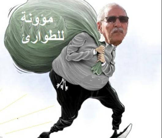 """المغرب يحذر إسبانيا من طريقة """"إخراج"""" زعيم عصابة  البوليساريو"""