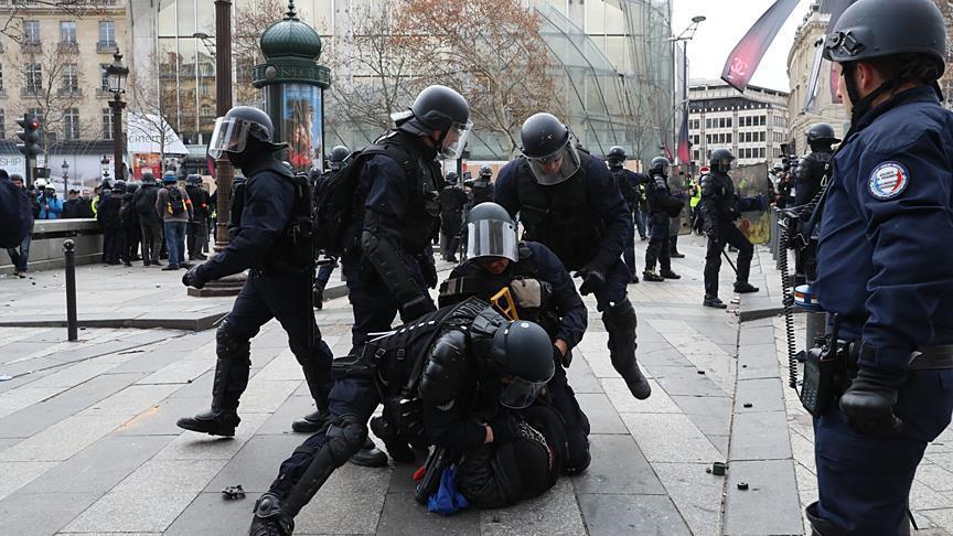 فرنسا.. مقتل شرطي بالرصاص في عملية لمكافحة المخدرات