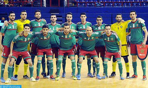 المغرب يفوز على مصر ويُتوج بطلا لكأس العرب