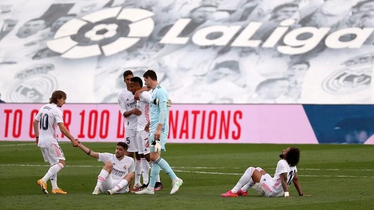 ريال مدريد يفشل  ولأول مرة منذ 11 عاما بالتتويجبأي لقب