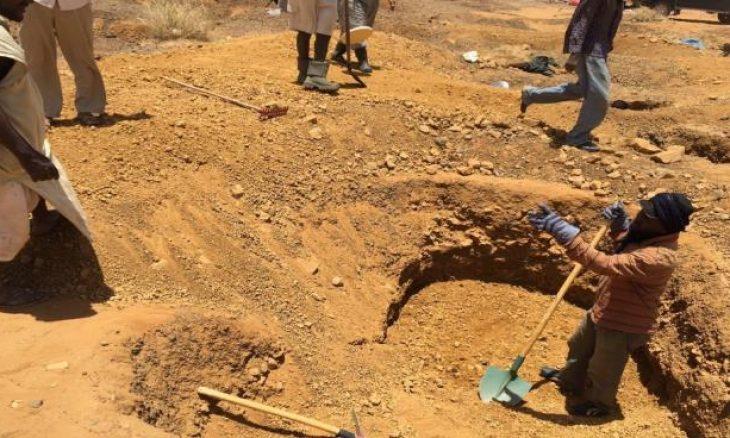 عسكر الجزائر يقتل منقبين موريتانيين وحكام  موريتانيا يحملون المسؤولية لضحاياهم العزّل بدل المجرمين المسلحين