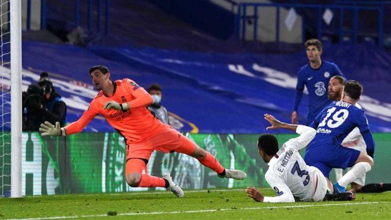 تشيلسي يقصي ريال مدريد من دوري أبطال أوروبا