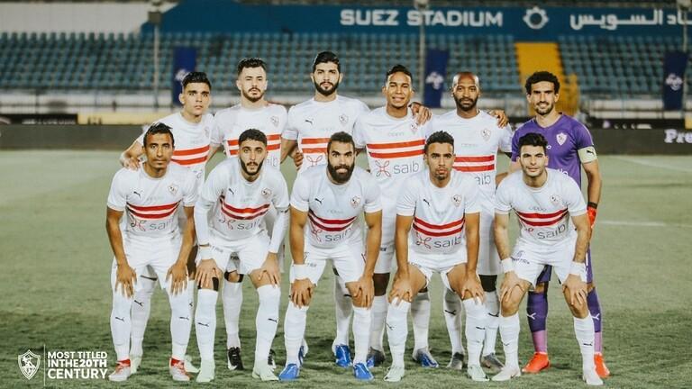 الاتحاد المصري يعلن إيقاف مدرب الزمالك و3 لاعبين