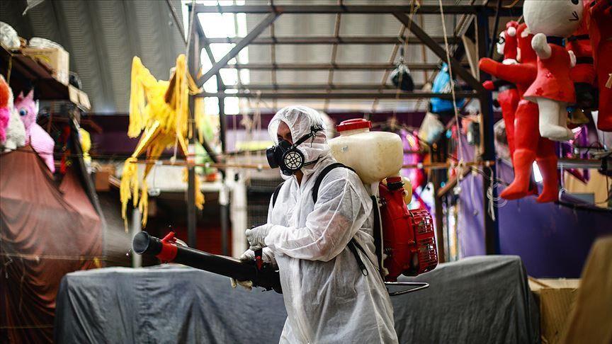 المكسيك.. 48 وفاة جديدة بفيروس كورونا