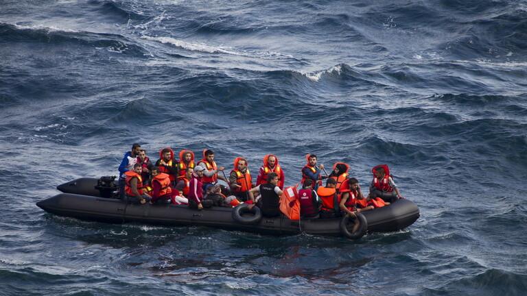"""منظمة إنسانية: جثث أطفال المهاجرين على شاطئ ليبيا """"عار على أوروبا"""""""