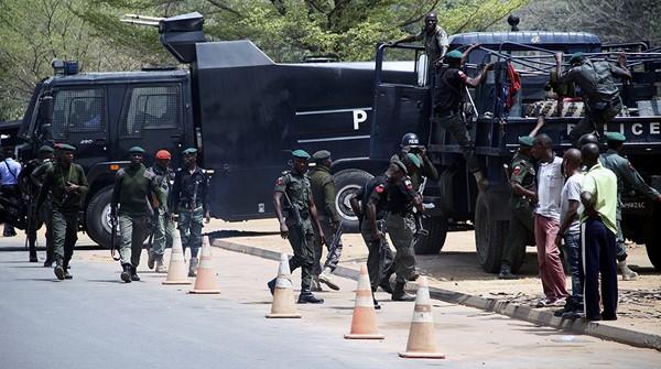 مسلحون يقتلون 7 عناصر من  الشرطة النيجيرية