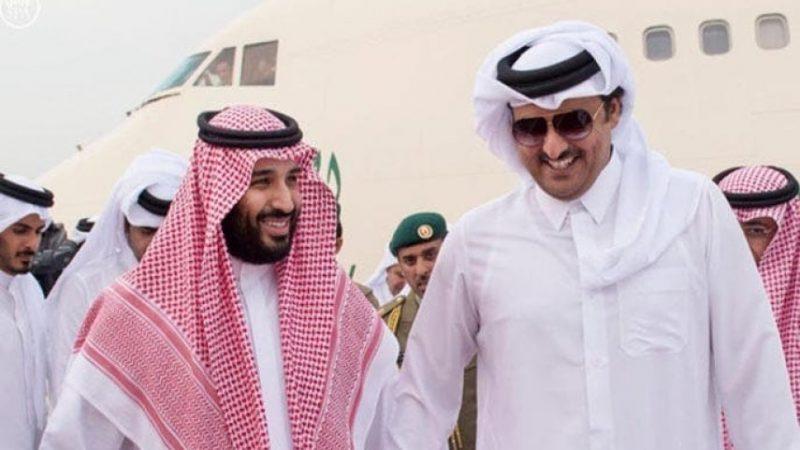 أمير قطر يزور السعودية للقاء ولي العهد محمد بن سلمان
