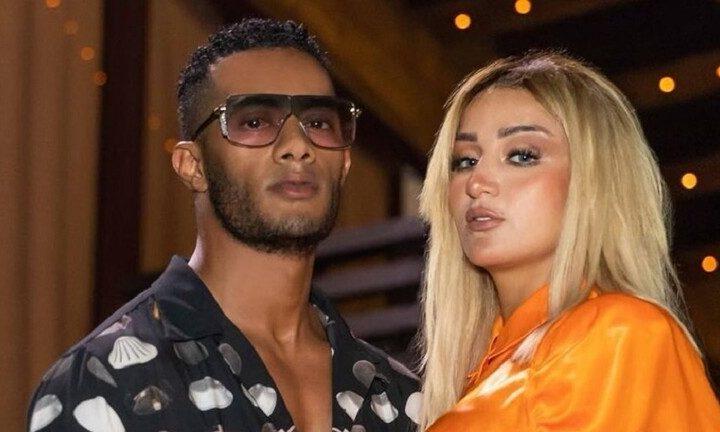 محمد رمضان ينفي خبر انفصاله عن زوجته