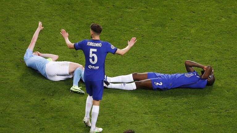 تشيلسي يهزم مانشستر سيتي ويتوج بلقب دوري أبطال أوروبا