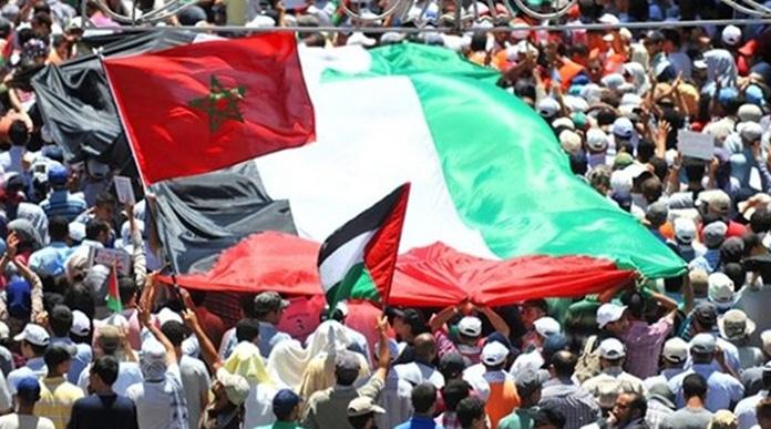 """الجزائر ترسل 40 طنا من الشعارات على متن طائرات من ورق تضامنا مع فلسطين، مقابل عشرات ملايين الدولارات لدعم """"ابن بطوش"""" زعيم الانفصاليين وسياحة زبانيته"""