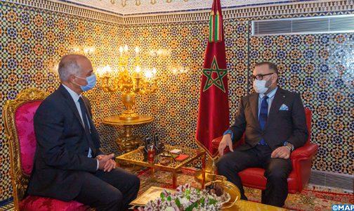 الملك محمد السادس يترأس مراسيم تقديم تقرير لجنة النموذج التنموي