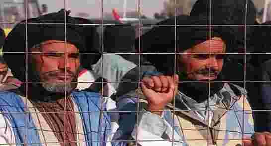 إسرائيل  حولت غزة إلى أكبر سجن في العالم والنظام العسكري الجزائري صنع من مخيمات تندوف أكبر سجن في أفريقيا