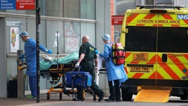 بريطانيا ..13 وفاة جديدة بكورونيا