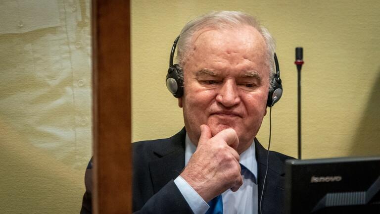الأمم المتحدة ترحب بتثبيت الحكم على القائد السابق لقوات صرب البوسنة