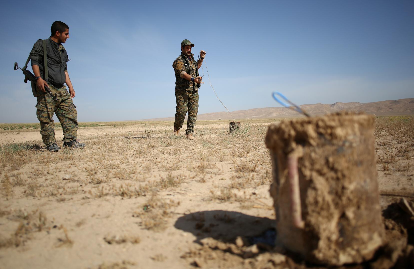 مقتل 13 جنديا تركيا  شمال العراق