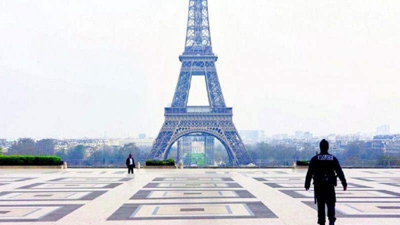 فرنسا تلغي إلزامية وضع الكمامات وحظر التجول