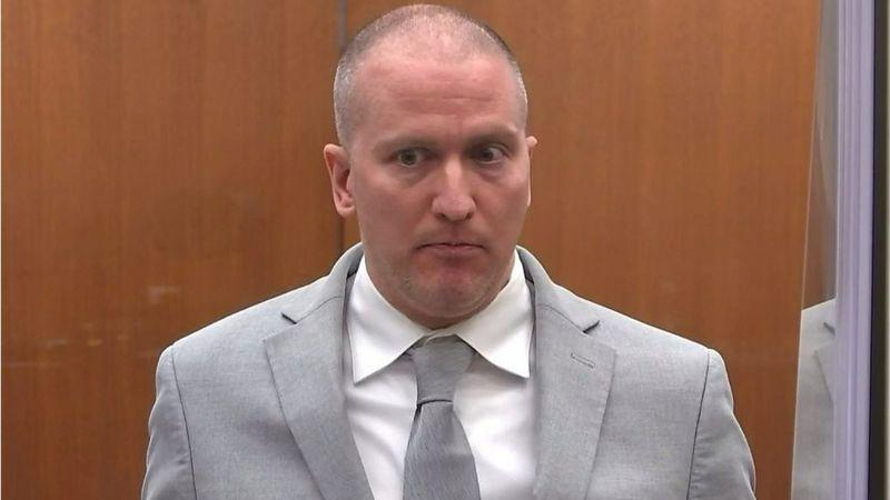 مقتل جورج فلويد: السجن 22 سنة ونصف لضابط الشرطة السابق المدان بالقتل