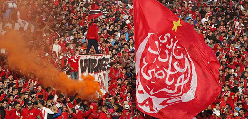 الكاف توافق على حضور 5000 مشجع في ذهاب نصف نهائي دوري الأبطال بين الوداد وكايزر تشيفز الجنوب إفريقي بالدار البيضاء