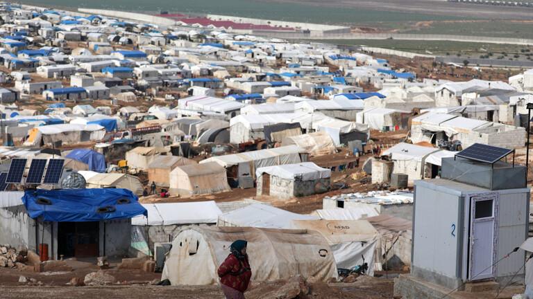 الأمم المتحدة: 2.7 مليون نازح في شمال غربي سوريا يعيشون ظروفا كارثية